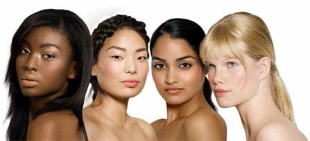 women-skin-tones